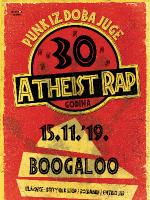 ATHEIST RAP - 30 godina postojanja