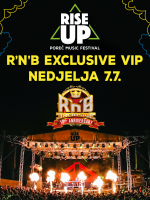 Rise Up 2019 - R'N'B EXCLUSIVE VIP ZONE 7.7.2019.