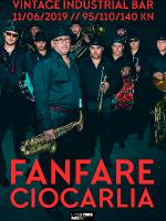Fanfare Ciocarlia u Zagrebu! Official Motovun Film Festival Launch Party