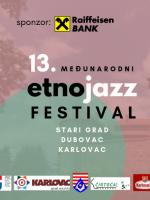 13. Međunarodni etno jazz festival