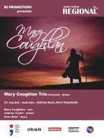Mary Coughlan Trio (Ireland) blues