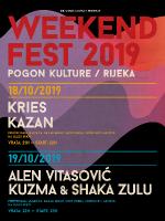 Weekend fest u Rijeci - Festivalska