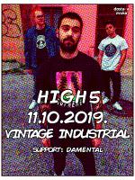 HIGH5 u Vintageu