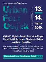 Urban Fest Osijek 2019.