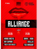 #Alliance Festival by #SteelRovinj & #EasyTiger