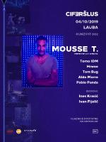 Ciferšlus Lauba presents Mousse T.