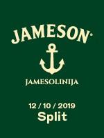 Jamesolinija @Trajektna luka Split