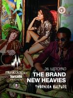 The Brand New Heavies u Tvornici kulture