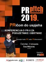 PR Pitch konferencija o PR-u za poduzetnike i obrtnike:  PRičom do uspjeha