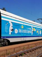 Trenutak uspomene s banom - zabavno tematski Jelačić vlak