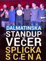 Varaždin: Dalmatinska stand-up comedy večer