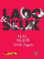 Lado & Sl'uk - zajednički plesni koncert folklornih ansambala Hrvatske i Slovačke