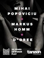 Tanzen x Poker Flat - 20 years: Mihai Popoviciu + Markus Homm