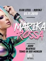 TechnoHalloween with w/ Marika Rossa at #SteelRovinj