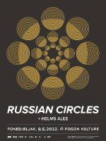 Russian Circles + Torche na Impulse festivalu