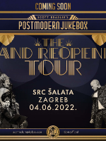 [ODGOĐENO] POSTMODERN JUKEBOX @ Boogaloo