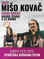 Mišo Kovač, koncert legende