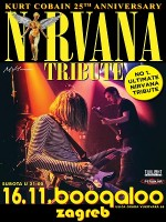 NIRVANA TRIBUTE (London) - Kurt Cobain 25th anniversary 1994 - 2019