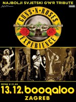 GUNS N'ROSES EXPERIENCE - World's best Guns N'Roses tribute