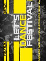 LET'S DANCE FESTiVAL 20.12. Katran ZG 80's Disco Pop Italo Ex Yu