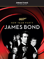 James Bond 007: New Year's Eve 2020