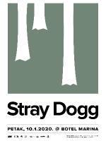 Indie/folk večer: Stray Dogg