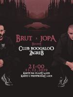 Brut & Jopa @ Boogaloo