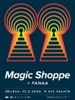 Magic Shoppe u Palachu!