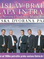 Tomislav Bralić i klapa Intrade u Pazinu