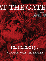 At The Gates u Tvornici kulture