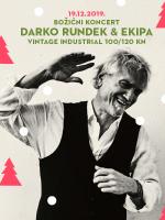 Darko Rundek - božićni koncert (četvrtak)