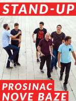 Stand up: Nove baze prosinac - Premijera!