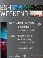 BSH weekend | Novinarski Dom powered by Heineken