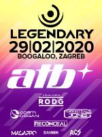 Legendary pres. ATB