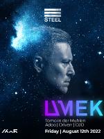 UMEK #TechnoSteel August 13, 2021