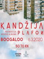 KANDŽIJA // promocija PLAFONA
