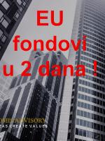 EU fondovi u 2 dana