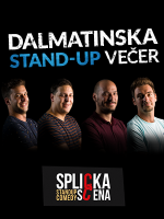 Pula: Dalmatinska stand-up comedy večer - SplickaScena