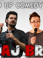 Sisak - KAJ BRE?! - tematski stand up show