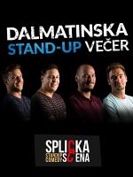 Buzet: Dalmatinska stand-up comedy večer - SplickaScena