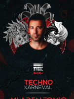 Techno Carnaval #Steelmasquerade at #SteelRovinj