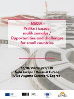 MEDIA: prilike i izazovi malih zemalja