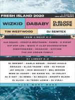 RNB Confusion goes to Fresh Island Festival