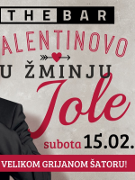 VALENTINOVO U ŽMINJU - JOLE