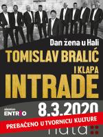 TOMISLAV BRALIĆ & KLAPA INTRADE za Dan žena