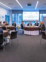 MBA & HGK:Radni doručak s dr. Tonči Tadićem i Rankom Četkovićem