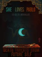 [ODGOĐENO] SHE LOVES PABLO // promocija albuma