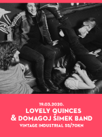 Lovely Quinces & Domagoj Šimek Band