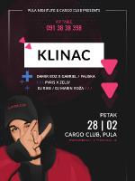 Klinac @ club Cargo