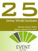25. Event klub Vinski turizam  turistički networking event